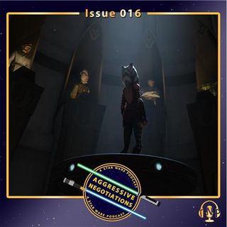 Issue 016: Jedi Trial I