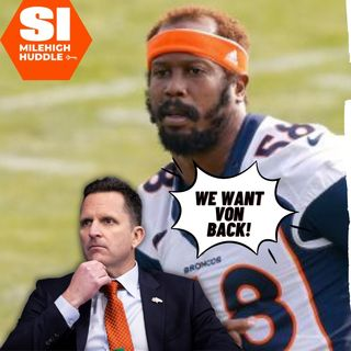 HU #637: Von Miller Won't be Charged Criminally... Now What? | w/ DW 96734
