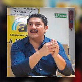 Entrevista al Conductor de La Agrupación Sindical Amarilla