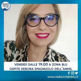 Intervista a Debora Spagnuolo vice presidente nazionale ANMIL