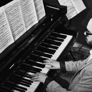 Concerto per pianoforte M° Daniele Ciminiello