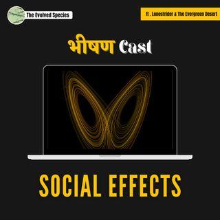 भीषण Cast Episode 6: Social Effects | Mahabakar