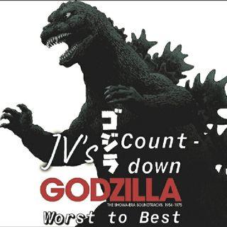 "Episode 29 - ""Godzilla Showa Era Movies Worst To First"""