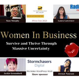 Surviving and Thriving Through Massive Uncertainty