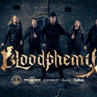 BLOODPHEMY - Blood Sacrifice Interview
