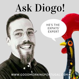 Portugal news, weather & today: 'Ask Diogo'