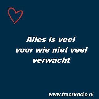 Troostradio.nl - Muziek Collage 038