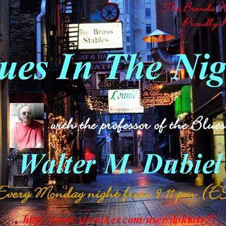 """Blues In The Night"" Wit Brenda White"