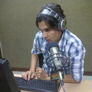 Planchando radio con David Parra