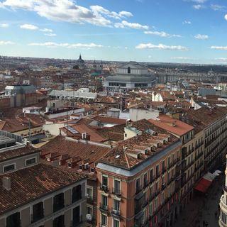 #na Gita a Salamanca = mangiare SEMPRE, riposarsi MAI