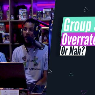 Titty Talk Show Ep 23 - Group Sex, Overrated or Nah?