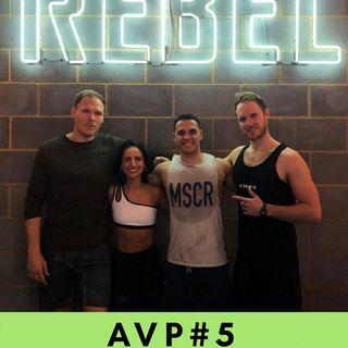 AVP #5 - Adam Saez