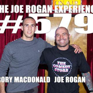 #579 - Rory MacDonald