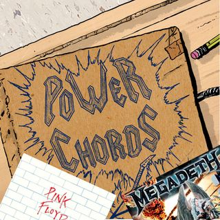 Power Chords Podcast: Track 51--Pink Floyd and Megadeth