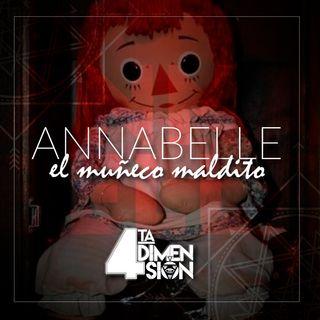 Anabelle: El muñeco maldito