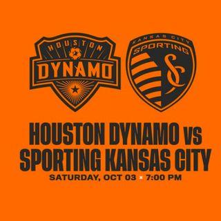 Houston Dynamo vs Sporting KC | 10.3.20