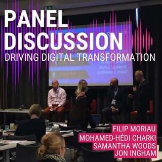 Driving Digital Transformation - Panel Discussion, The HR Congress Podcast Ep. 26