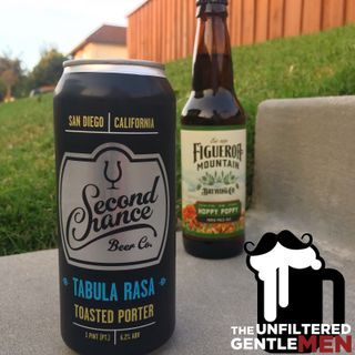 Batch65: Figueroa Mountain Hoppy Poppy & Second Chance Tabula Rasa Porter