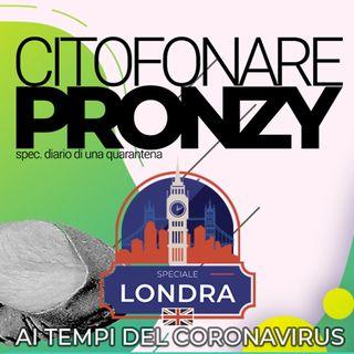 Citofonare Pronzy puntata 35 - Speciale Londra