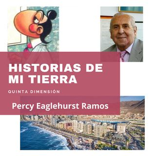 Episodio 11 - Percy Eaglehurst Ramos