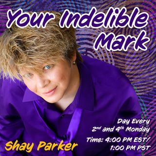 Deborah Livingston on the Launch of Your Indelible Mark