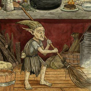 34.L'Elfo Ciabattino - Fiaba Scozzese