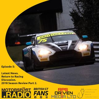 British GT Fans Show. Ep 5
