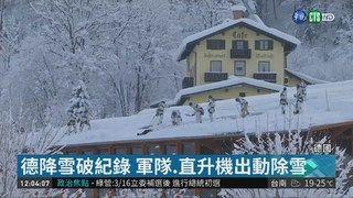 13:31 暴雪虐歐洲21死 300公尺雪崩灌飯店 ( 2019-01-13 )