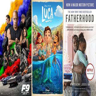 Episode 45 - F9, Luca, Fatherhood