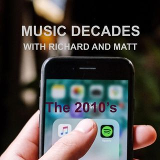 Music decades - the 2010s