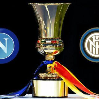 NAPOLI VS INTER COPPA ITALIA