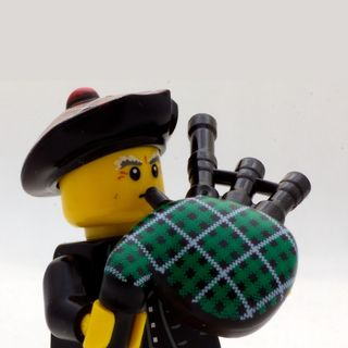 The Bagpipe Incident on Which I Thought We Had Agreed Not to Dwell