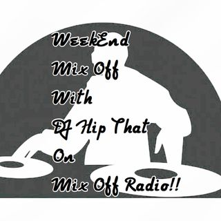 WeekEnd Mix Off 7/10/20 (Live DJ Mix)