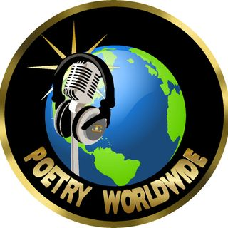 Poetry Worldwide #22 #PODCAST My Gift is in My Poetry the Message is in Between the Lines