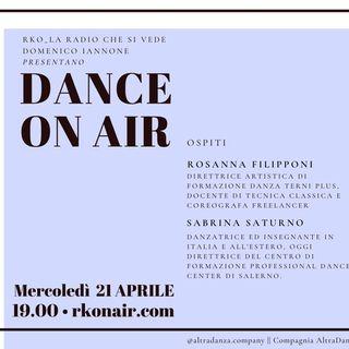 DANCE ONAIR #23S2 - 21/04/2021