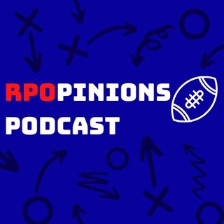 RPOpinions #7 - DeAndre Baker and Quinton Dunbar arrested, and my Top 5 RB's in 2020!