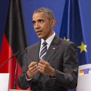 President Obama Arrives In Hiroshima