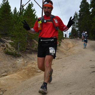 "Episode 24. Brian Burk,  author ""Running to Leadville"""