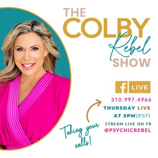 Lisa Williams, Int'l Psychic Medium joins Colby Rebel-2.25.21