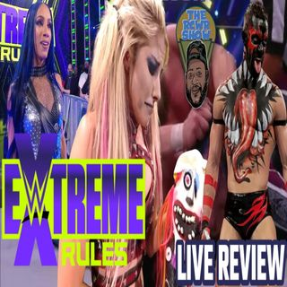 Dolls Destroyed, A Demon Slips! WWE Extreme Rules 2021 Post Show | The RCWR Show 9/26/21