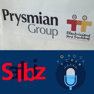 SAILBIZ  Electriciens Sans Frontières uno smile partner per Prysmian Group