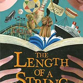 Episode 94 - The Length of a String by Elissa Brent Weissman
