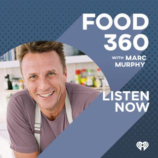 Chef Marc Murphy From The Food 360 Podcast On iHeart Radio
