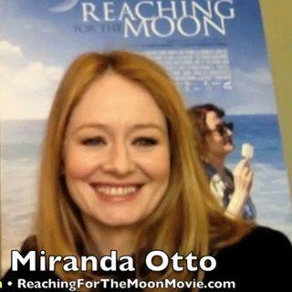 Miranda Otto: Mr. Media Interview