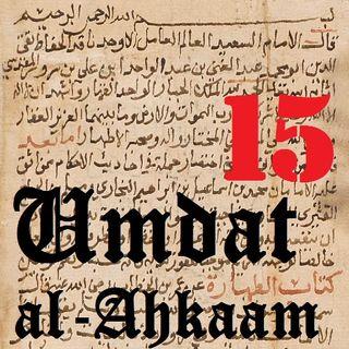 UA15 Janaabah: Post-Intercourse Impurity (Part 3 of 3)