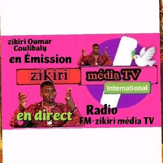 Episode 6 - Radio FM zikiri Média TV - Artiste Invité Est Zikiri Oumar Coulibaly