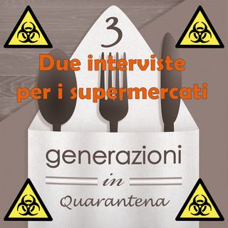 S013 - Due interviste per i supermercati
