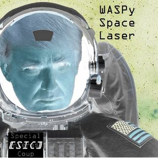 Ep 40 - WASPy Space Lazers