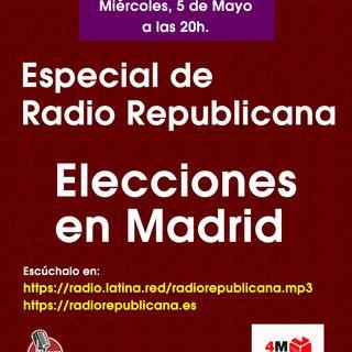 Especial Elecciones del 4M en Madrid