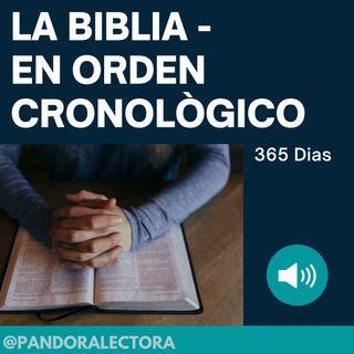 Dia 23 - La Biblia en audio